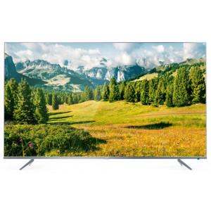 Телевизор TCL L65P6US 4K Ultra HD сверхтонкий серебристый в Ромашкино фото
